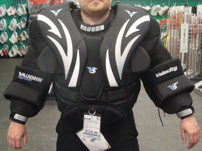 Vaughn 7800 Pro Chest & Arm Protector