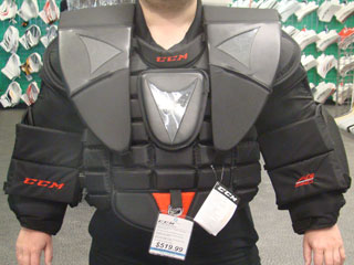 Reebok Premier 4 Pro Chest & Arm Protector