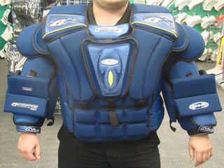 CUSTOM G-NETiK Pro Chest & Arm Protector