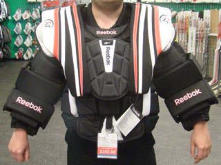 CCM A/B Pro Chest & Arm Protector