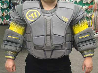 Warrior Ritual Pro Chest & Arm Protector