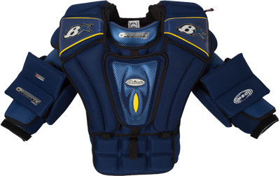 Brian's G-NETiK Pro Chest & Arm Protector