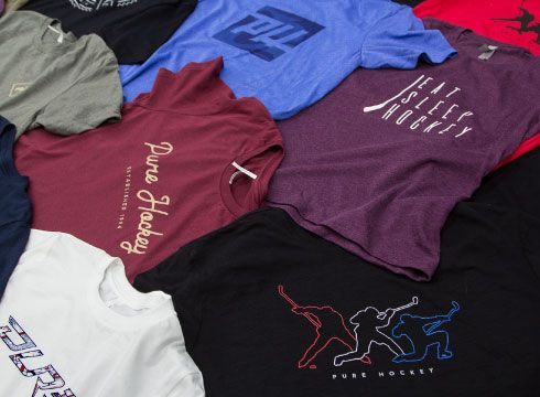 Pure Hockey Spring Apparel