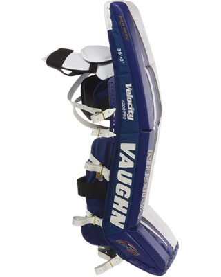 Vaughn 2200 Velocity 6 Leg Pads - Outside Edge