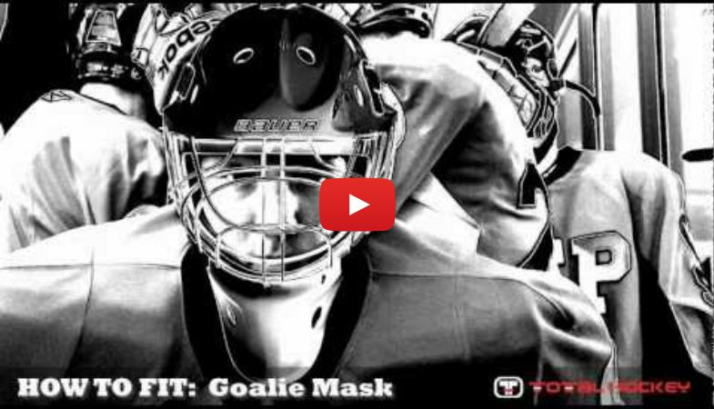 How To Fit Goalie Masks