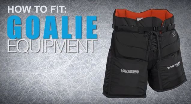 How To Fit Hockey Goalie Pants
